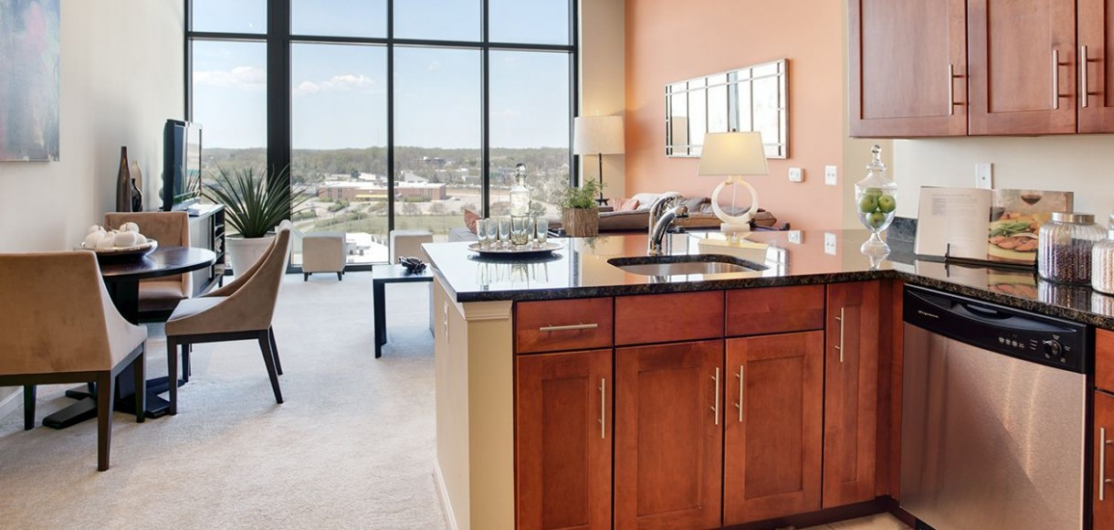 Warm, welcoming kitchens