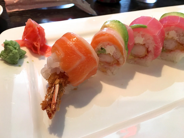 Plan a Japanese Dinner Near Mariner Bay & Crosswinds at Genji Sushi