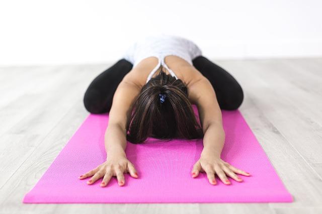 Sweat and De-Stress at a Prana Yoga Class