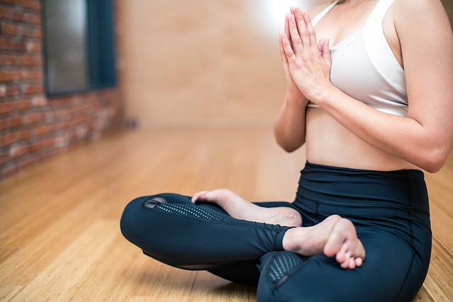 Sweat and De-Stress at Blue Lotus Yoga and Barre Studio