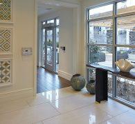 Luxurious corridors