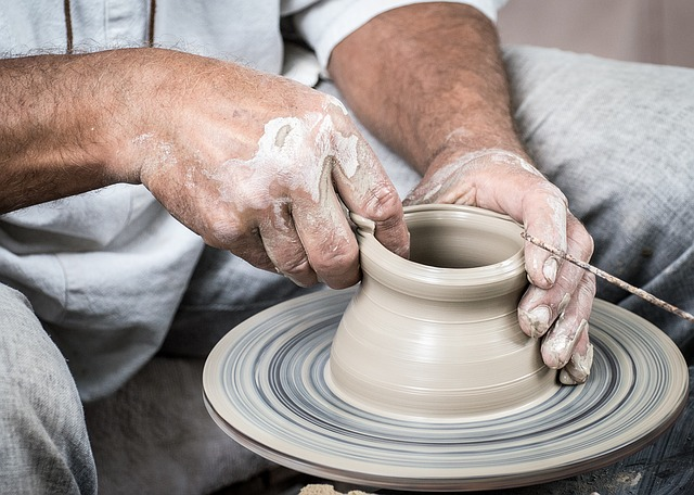 Create Your Own Piece of Art at The Clay Bakers