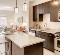 Granite Countertops offer elevated elegance