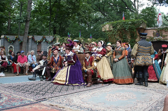 Travel Back in Time at the Maryland Renaissance Festival